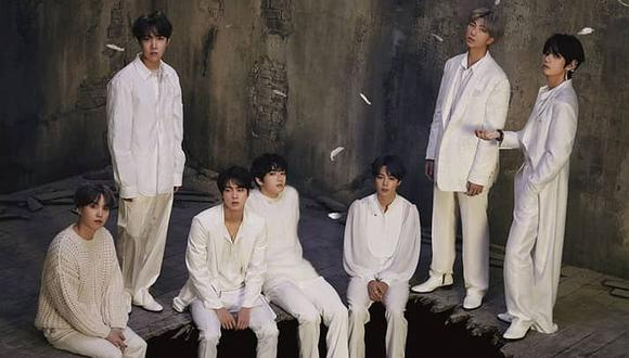 """BTS lanzó su esperado nuevo álbum """"Map of the Soul: 7"""". (Foto: bts.bighitofficial)"""