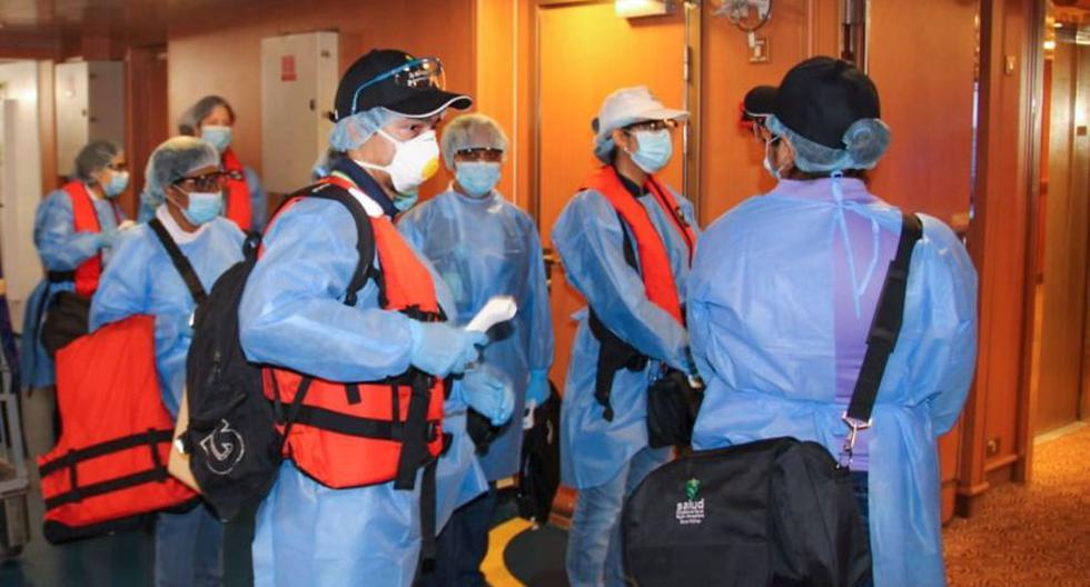 El gobierno panameño anunció el primer caso de coronavirus en el país, una mujer que llegó de España. (Foto: AFP).
