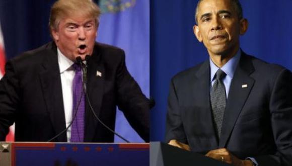 Trump se queda solo en afirmaciones sobre que Obama lo espió