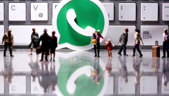Mejora tu experiencia en WhatsApp Web con estas cinco extensiones de Google Chrome. (Foto de archivo: Reuters)