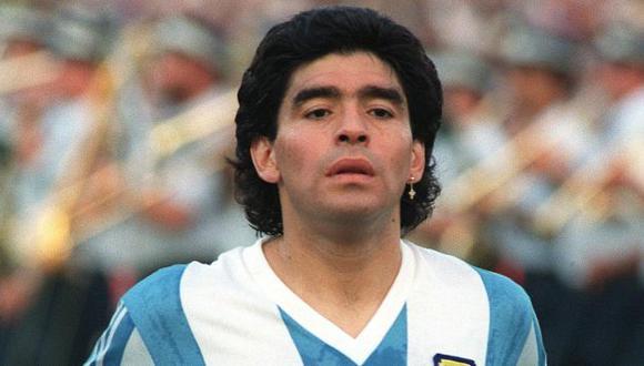 Diego Armando falleció el reciente miércoles, a los 60 años. (Foto: AFP)