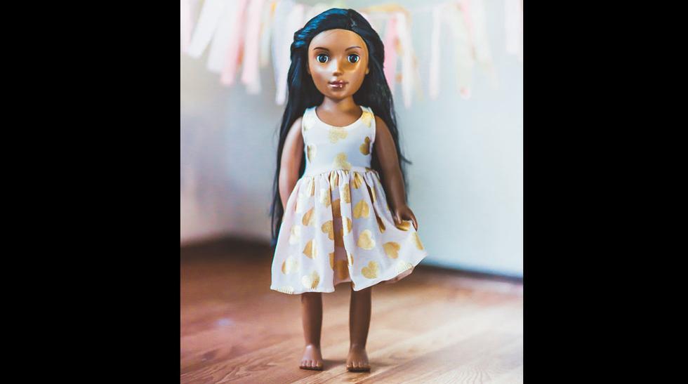 Las muñecas multiculturales que buscan inspirar a las niñas - 6