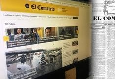 ¿Por qué El Comercio es el decano de la prensa peruana?