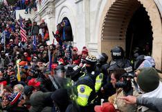 Legisladores quedaron expuestos al coronavirus en el asalto al Capitolio de Estados Unidos