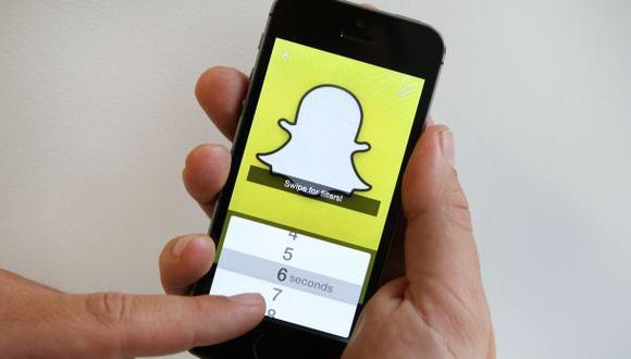 Snapchat: ahora podrás grabar videos con tu música favorita