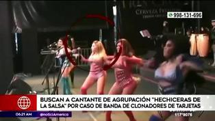 Cantante de cumbia Cristina Rodríguez es investigada por clonación de tarjetas