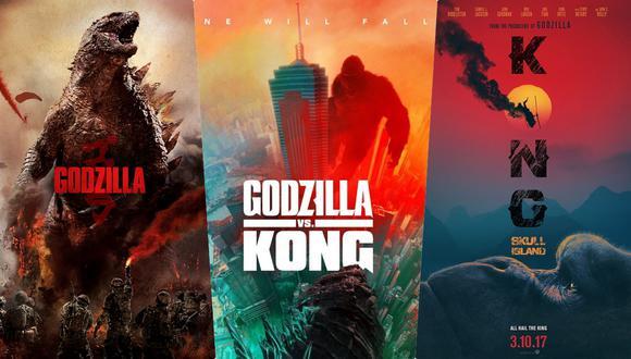 """""""Godzilla vs. Kong"""" ha creado altas expectativas entre los fanáticos del cine. (Foto: Warner Bros)"""
