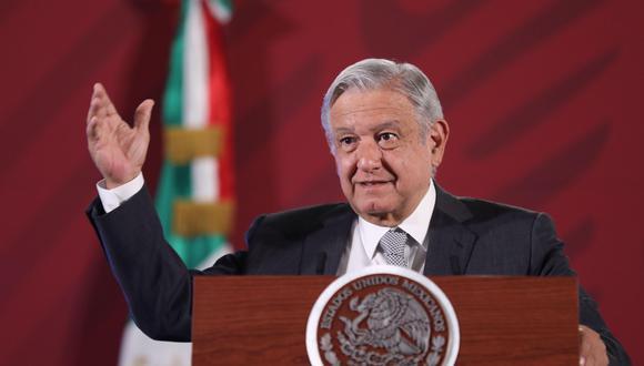 El presidente Andrés Manuel López Obrador aseguró que la estrategia que su gobierno ha implementado contra la pandemia del coronavirus ha sido la correcta y la adecuada. (Foto: EFE/ Sáshenka Gutiérrez).