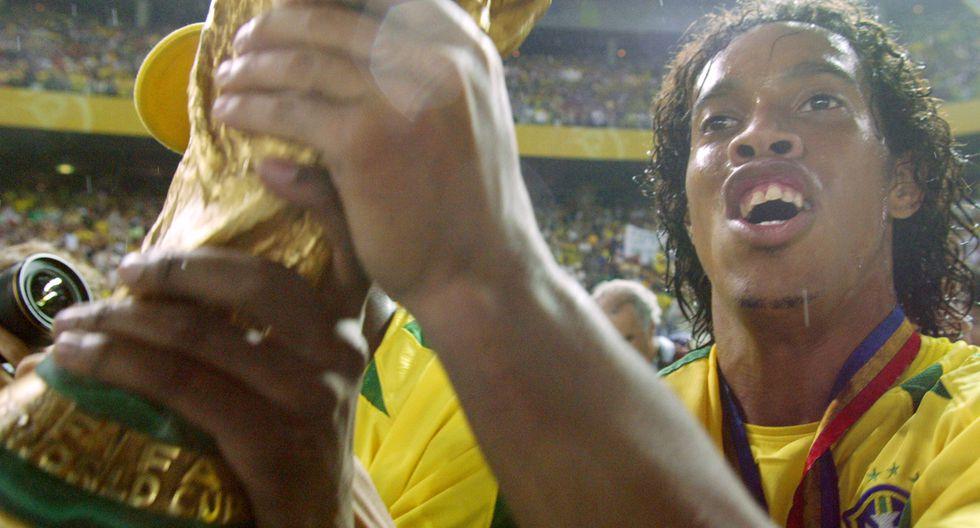 Ronaldinho. (Foto: AFP)