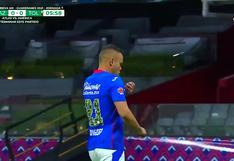 Cruz Azul vs. Toluca: Jonathan Rodríguez anota el 1-0 de los 'cementeros' por el Clausura 2021   VIDEO