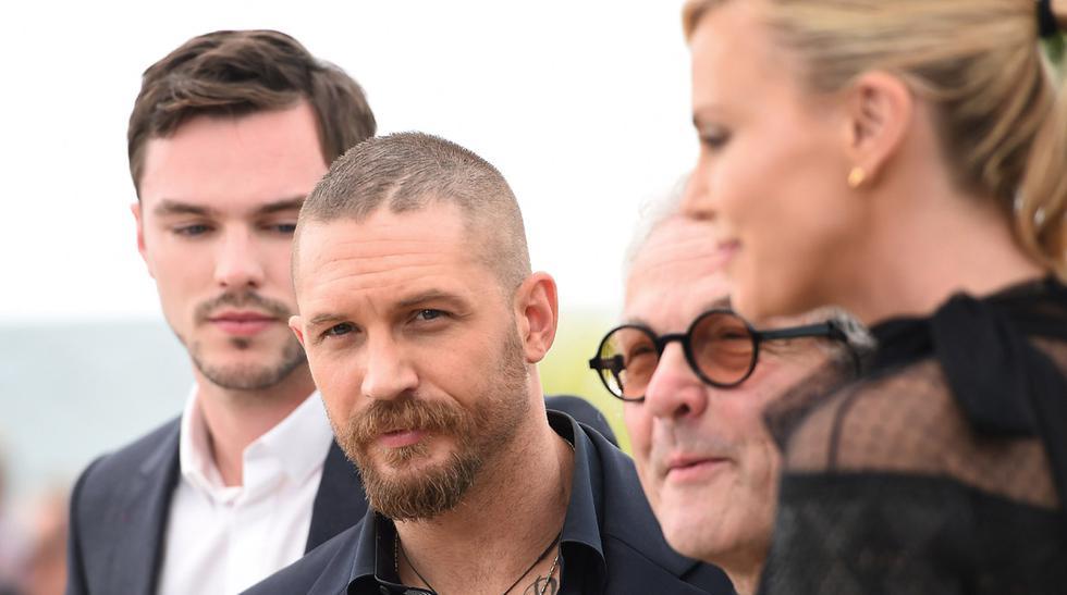 """""""Mad Max"""": elenco de la película llegó a Cannes - 10"""