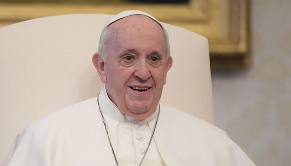 El Papa Francisco desde el Vaticano. (Foto: EFE).