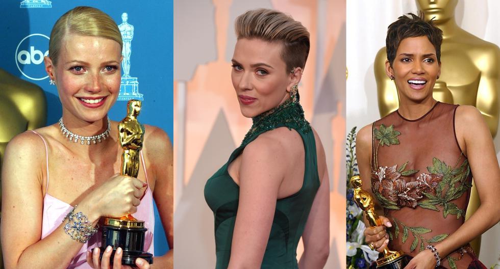 Conoce cuáles son los mejores peinados en la historia de los Oscars que te pueden servir de inspiración. Recorre la galería para más detalles. (Foto: AFP)