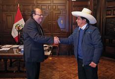 Julio Velarde y BCR: ¿Qué dijo Pedro Castillo durante la reunión con Acción Popular?