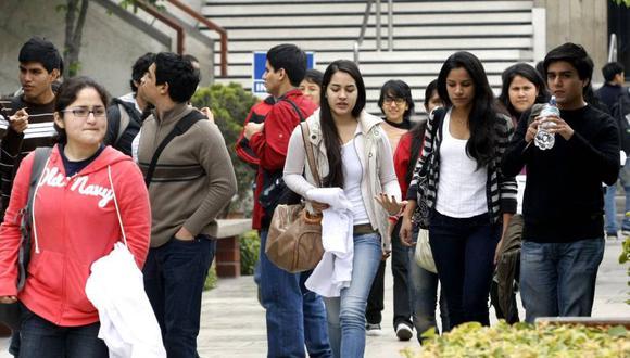 No todos los jóvenes quieren ser empleados de tiempo completo (Foto: Andina)
