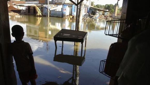 Aumentan a 1.275 los evacuados por inundaciones en Uruguay