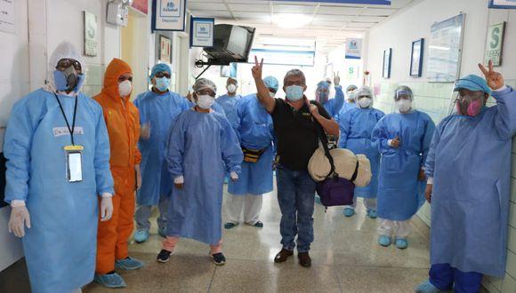 Hasta la fecha, un total de 133 asegurados en EsSalud Huánuco lograron superar el COVID-19 en esta ciudad. (Foto: EsSalud)