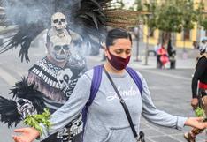 México registra 4.841 casos y 624 muertos por coronavirus en un día