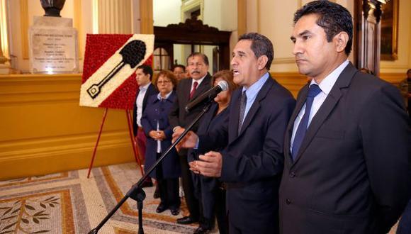Acción Popular rechaza integrar Mesa Directiva con fujimorismo