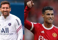 Messi busca su primer gol con el PSG: el registro que está por quitarle a Cristiano