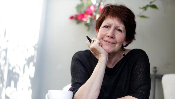"""Félip Vidal (Francia, 1950 ) también es autora de los libros """"Descuentos"""", """"El silencio de la estrella"""" y """"La flor artificial"""", este último junto a Sophie Canal. (Foto:El Comercio)"""