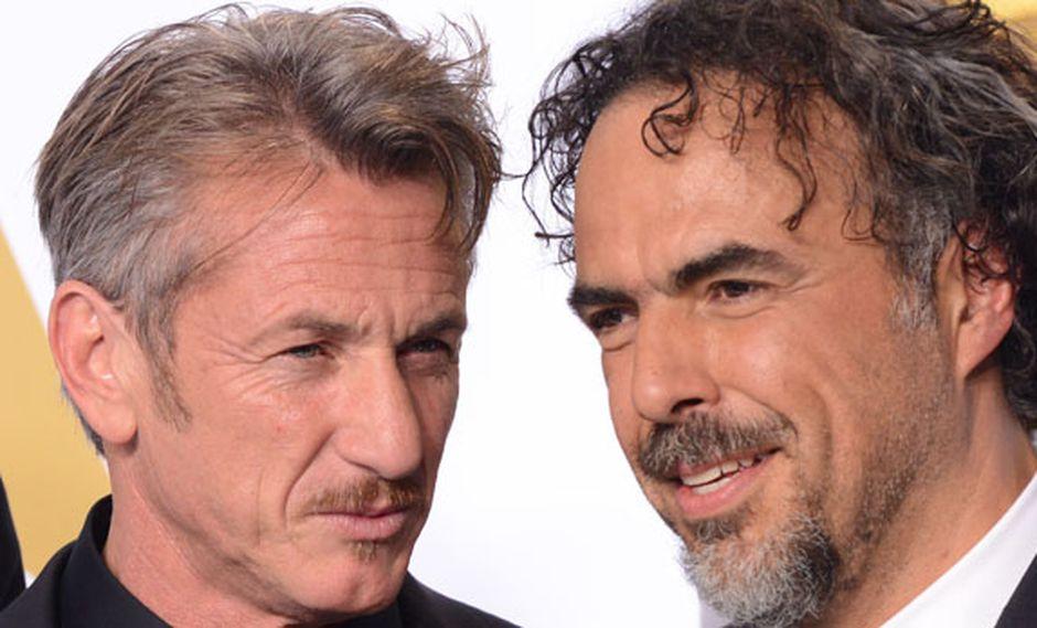 Sean Penn no se disculpa por polémica broma en el Óscar