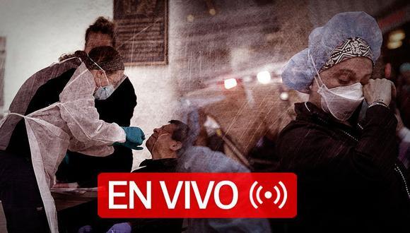 Coronavirus en Estados Unidos EN VIVO | Noticias, muertes y casos positivos de Covid-19 en USA, hoy sábado 23 de mayo de 2020 | Foto: Diseño GEC