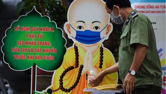 Vietnam testeará a toda la población de la Ciudad de Ho Chi Minh en un intento por frenar los contagios. (GETTY IMAGES)