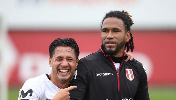 Gianluca Lapadula podrá jugar en el choque de Perú vs. Venezuela. (Foto: FPF)
