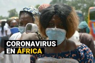 ¿Qué tan rápido se está expandiendo el coronavirus en el continente africano?