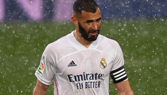 Real Madrid enfrentará a Liverpool por la ida de cuartos de final de Champions League   Foto: AFP