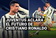 Cristiano Ronaldo seguirá en Juventus, aseguró el director deportivo