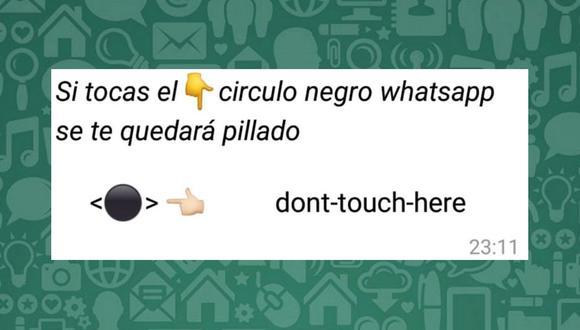 ¿Tu amigo te mandó un código binario para WhatsApp? Cuidado, esto le sucederá a tu celular. (Foto: MAG)