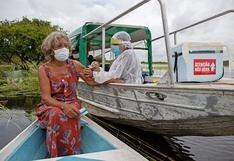 Coronavirus: así van las vacunaciones en los países de Sudamérica