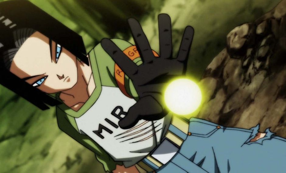 """""""Dragon Ball Heroes"""" revela la habilidad más extraña del Androide 17 (Foto: Toei Animation)"""