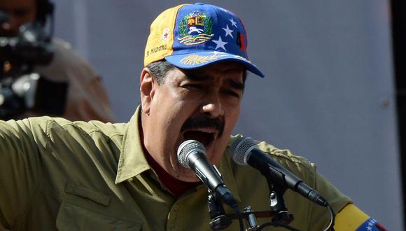 Corte Penal Internacional investiga la represión en Venezuela. (AFP).