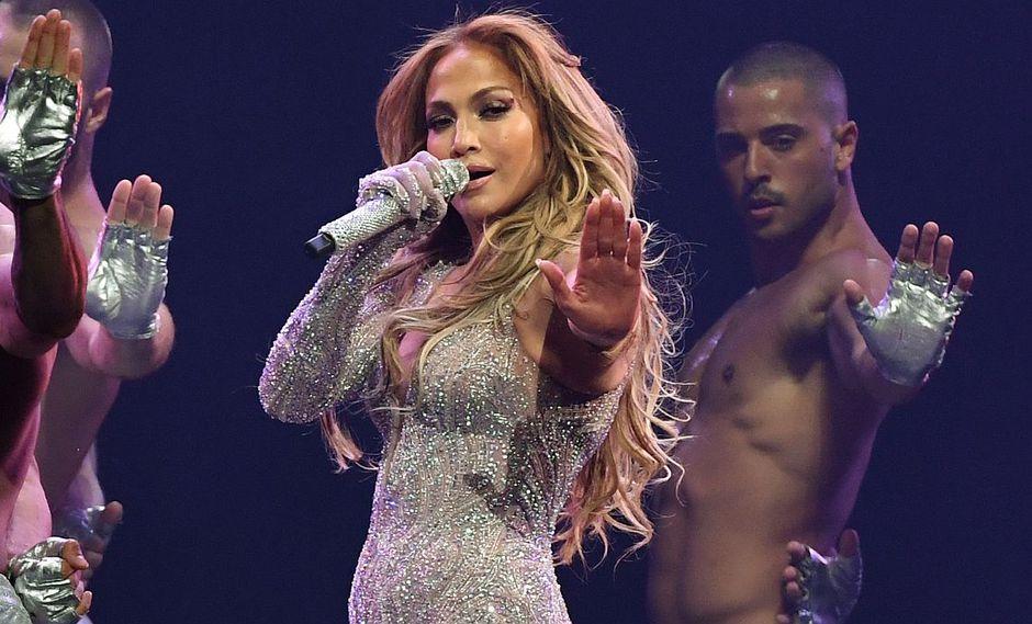 Jennifer Lopez canceló su segundo concierto en Nueva York por apagón. (Foto: AFP)