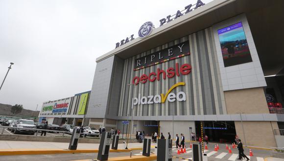 Real Plaza detalló también que no todas las tiendas que se encuentran dentro de sus locales estarán listas para operar en la próxima reapertura. (Foto: GEC)