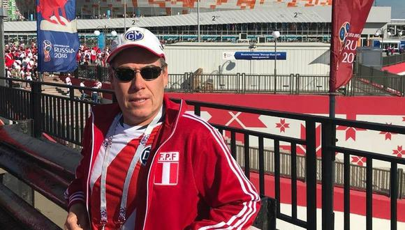 Alberto Borda es segundo vicepresidente de Deportivo Municipal desde inicios del 2019. (Foto: Facebook)