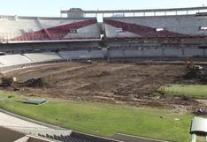 """""""Una obra Monumental"""": el impresionante paso a paso de la renovación del estadio de River Plate   VIDEO"""