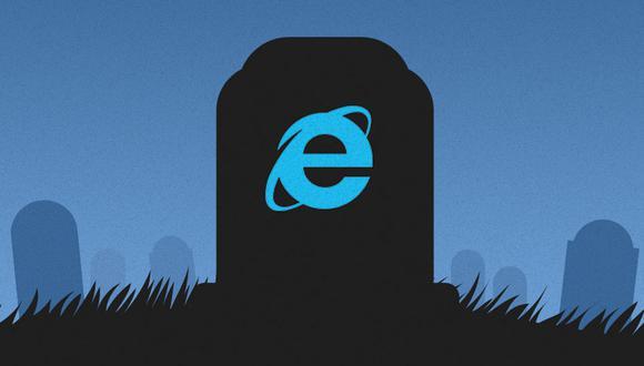 Internet Explorer llega a su fin y así reaccionan las personas tras el comunicado en Microsoft. (Foto: Microsoft)