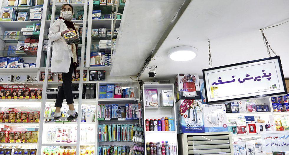 La tasa de mortalidad por el coronavirus en Irán es el más alto del mundo por lo que se cree que el balance real de contagiados no es el real. (Foto: AP)