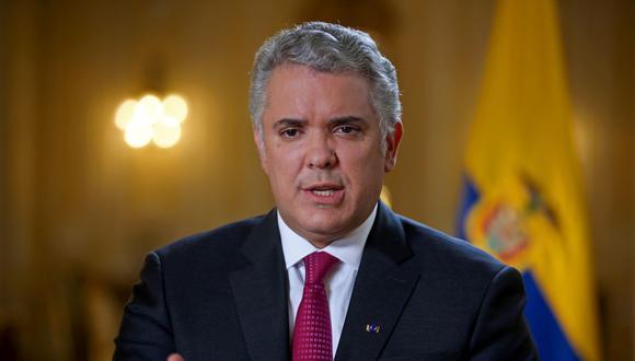 El presidente de Colombia, Iván Duque, ha ofrecido toda la ayuda posible de su país en la investigación del magnicidio en Haití. (Foto de archivo: Reuters/ Luisa Gonzalez)