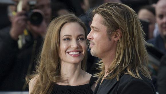 Angelina Jolie y Brad Pitt anunciaron su divorcio en el 2016, pero hasta el momento no han llegado a un acuerdo.   (Foto: Carl Court / AFP)