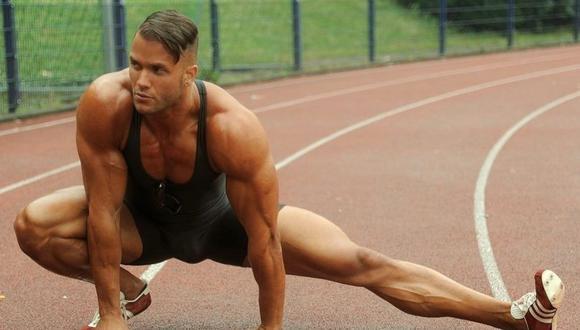 """Fabio Agostini, exintegrante de """"Esto es guerra"""", mostró los resultados en su cuerpo tras dejar de entrenar por tres meses. (Foto: @fabioagostinifit)"""