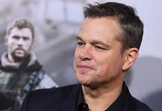 ¿Por qué Matt Damon prefirió pasar la cuarentena en Irlanda?