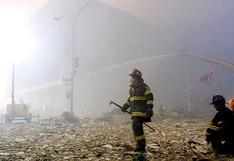 11 de septiembre: un expolicía colombiano sobrevivió 13 horas bajo los escombros del World Trade Center