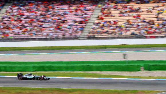 Fórmula 1: día, hora y canal del Gran Premio de Alemania