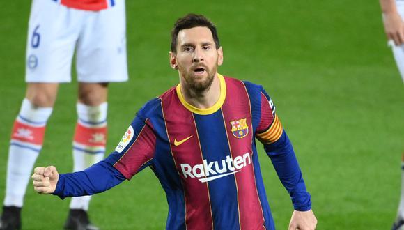 Lionel Messi enfrentará esta tarde con Argentina a Chile por las Eliminatorias rumbo a Qatar 2022. (Foto: AFP)