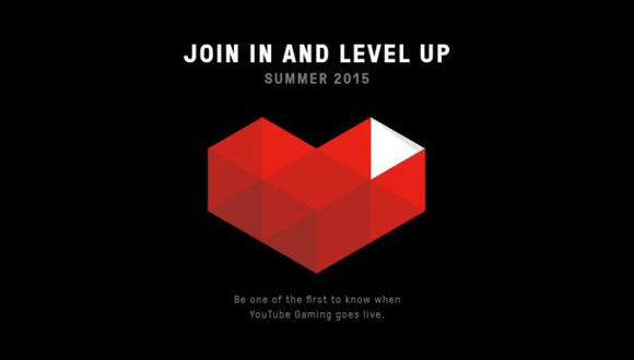 YouTube Gaming, nuevo sitio de juegos para competir con Twitch
